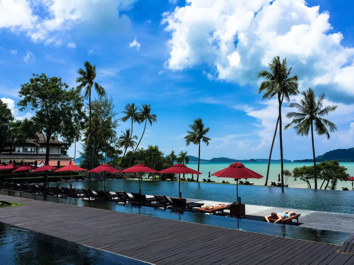 Holiday adventure in Phuket