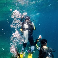 Taking PADI AOW in Malapascua, Cebu