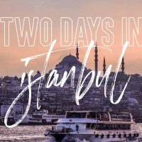 Female Solo-Travel: 2 Days in Istanbul!